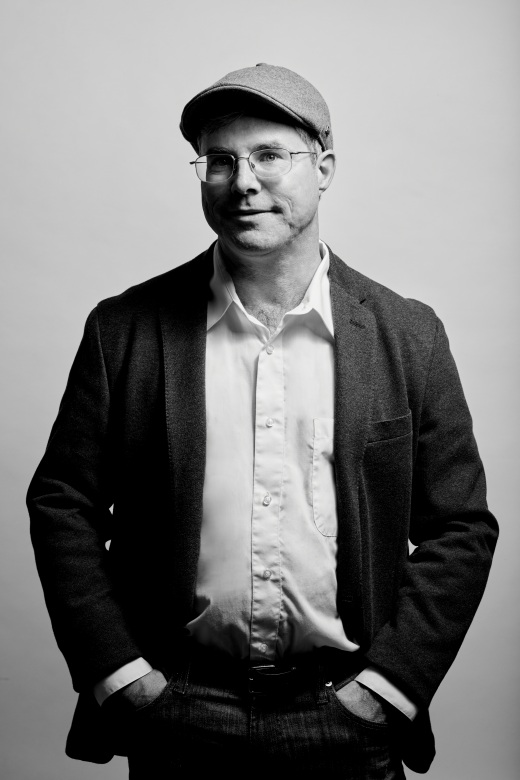 Andy Weir author photo credit Aubrie Pick